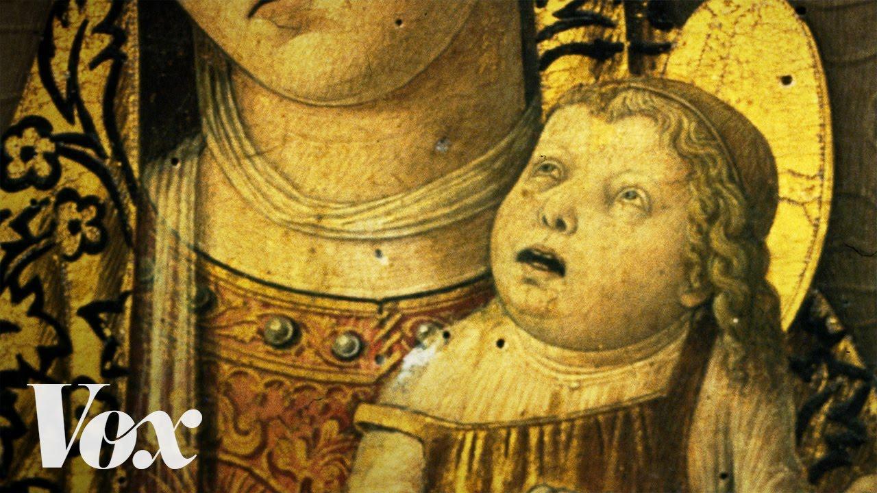 為什麼中世紀畫作中的寶寶都長得超醜?