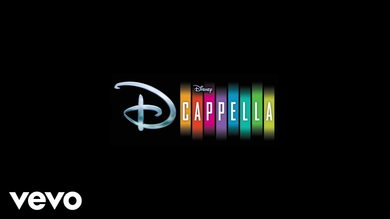 迪士尼歌曲阿卡貝拉版,滿滿都是童年回憶呀!