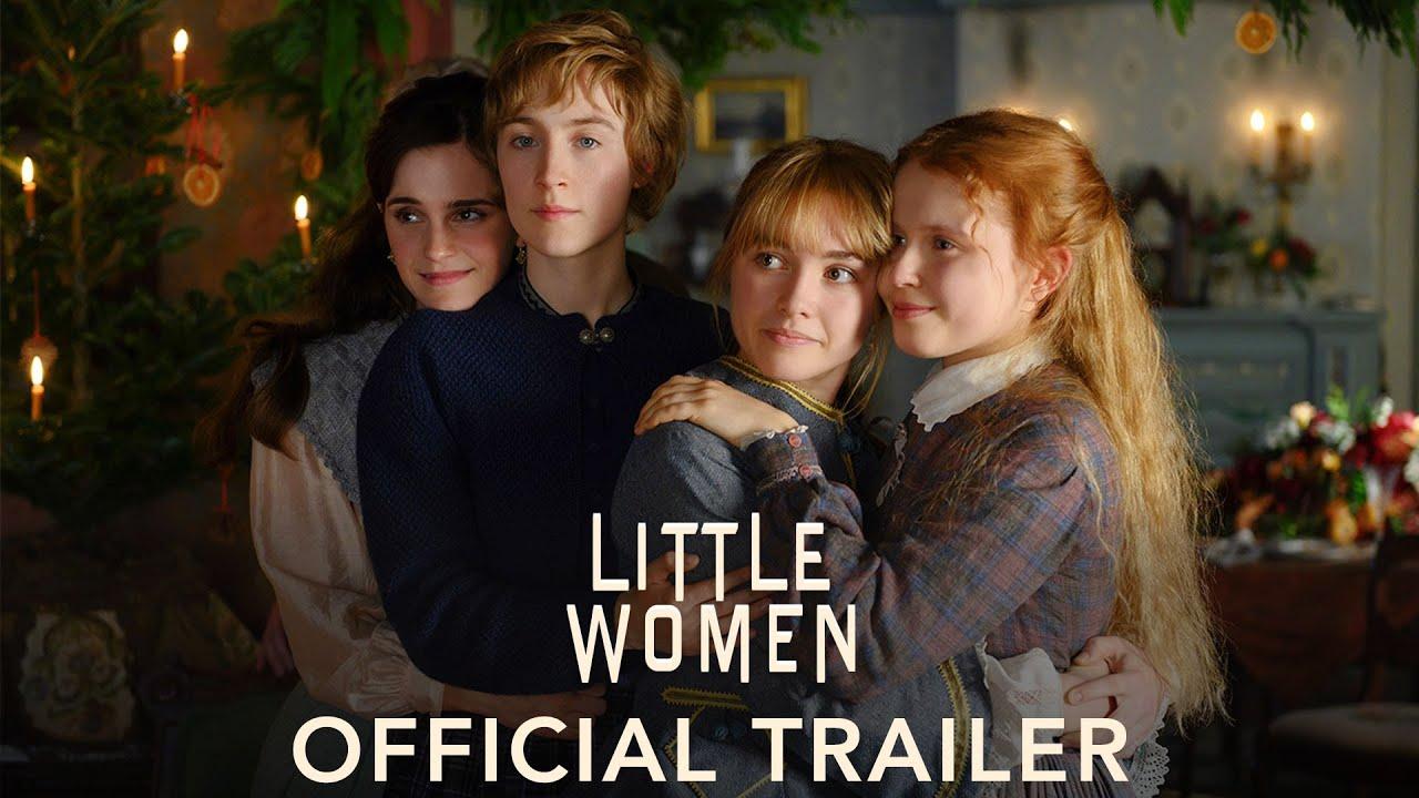 經典名著《小婦人》改編電影--《她們》!