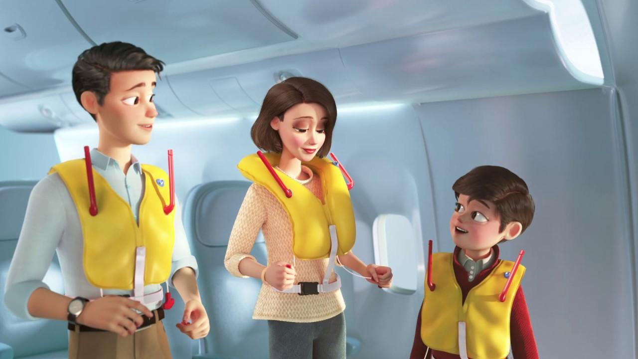 每次都聽得霧煞煞的機上飛安宣導,一次教會你!