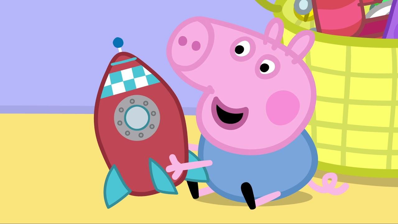 【看卡通學英文】佩佩豬不會吹口哨