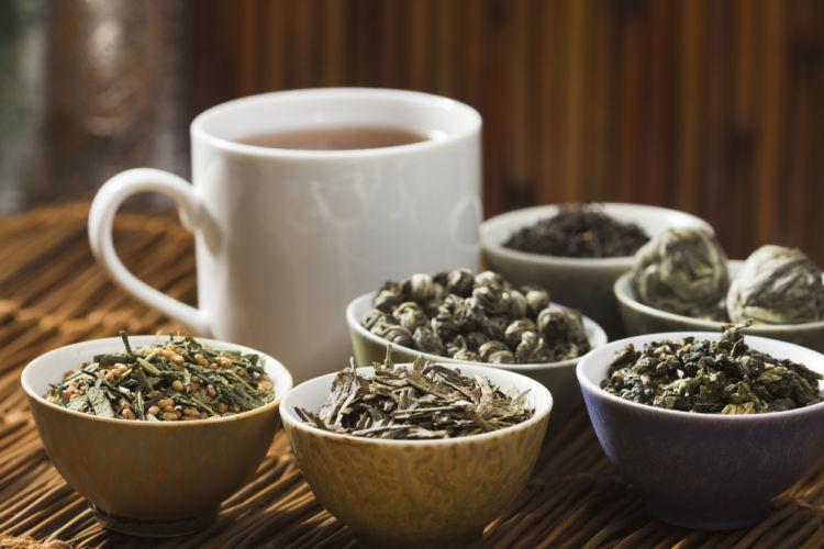 ジャスミン茶に含まれるカフェイン