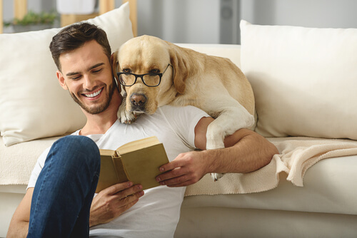 なぜか犬にはモテる。何もしていないのに犬に好かれる人の5つの特徴