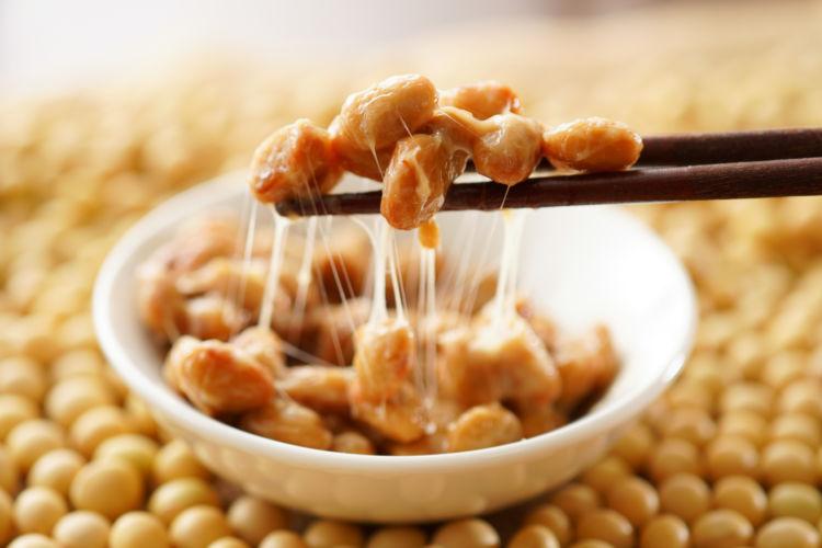 トッピングの種類②「納豆」