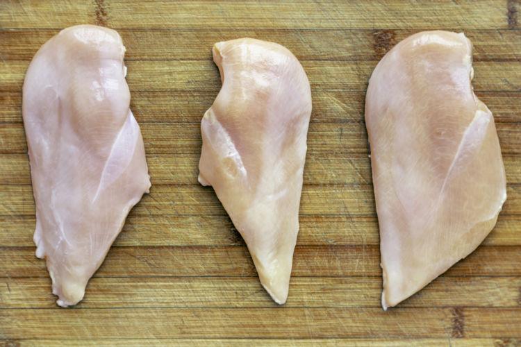 与えても良い鶏肉の部位と調理法⑤「胸肉」