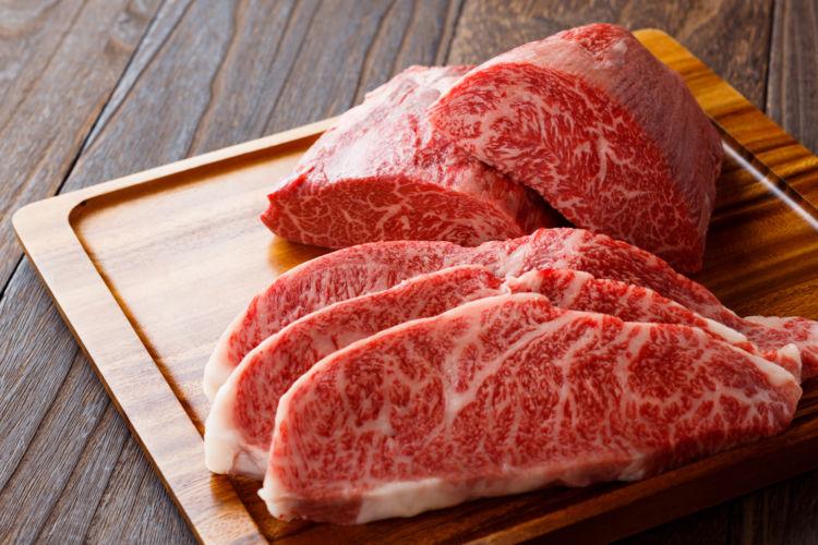 与えても良い肉②「牛肉」