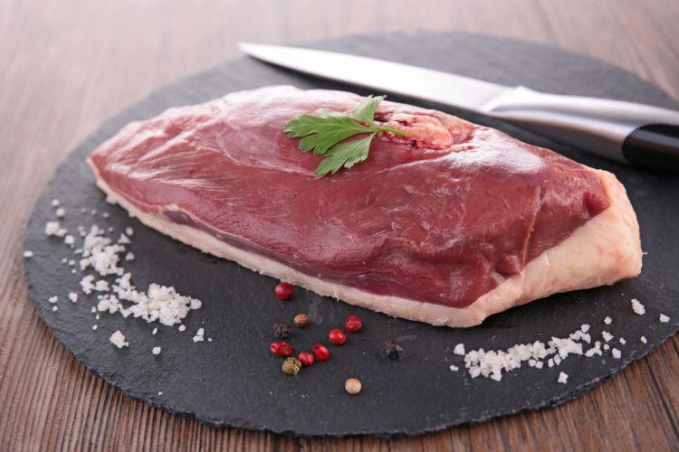 与えても良い肉⑤「鴨肉」