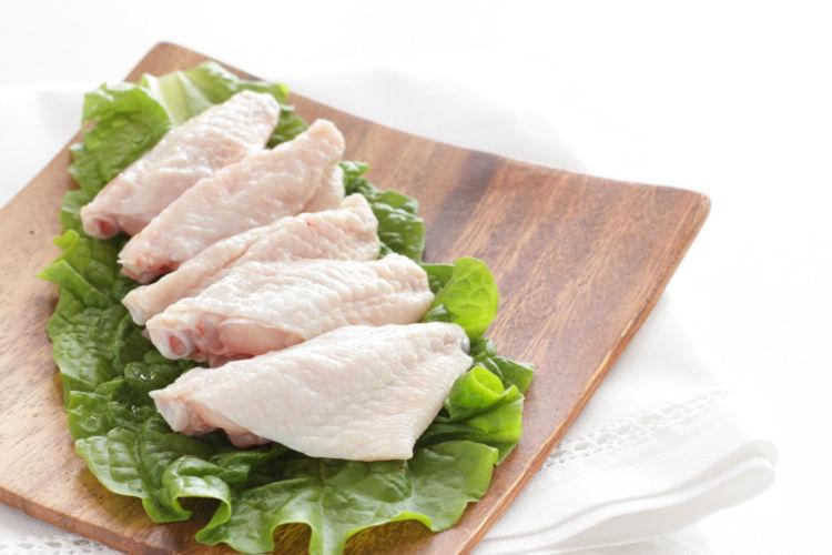 与えても良い鶏肉の部位と調理法⑨「手羽中」