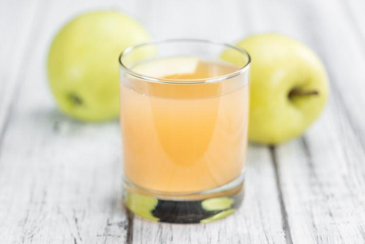 りんごジュースの効果と栄養素①「抗酸化作用」
