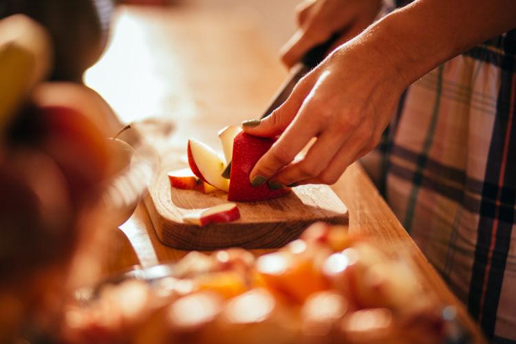 りんごジュースの効果と栄養素②「ビタミン不足の予防」
