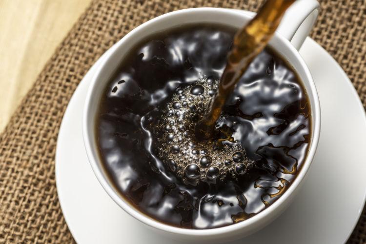 カフェイン含有量②【レギュラーコーヒー】