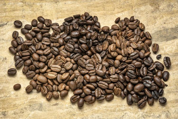 カフェイン含有量①【コーヒー豆】
