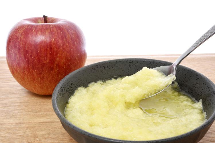 りんごを与える「メリット・効果」①【お腹の調子を整える】