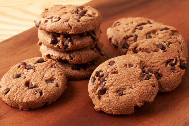 危険なチョコレート製品⑦【チョコクッキー】