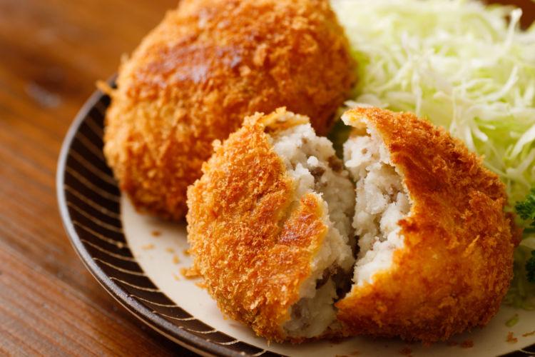危険な玉ねぎ料理⑥【コロッケ】