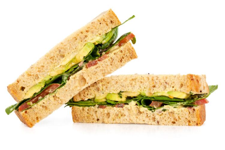 危険なアボカド料理⑥【サンドイッチ】