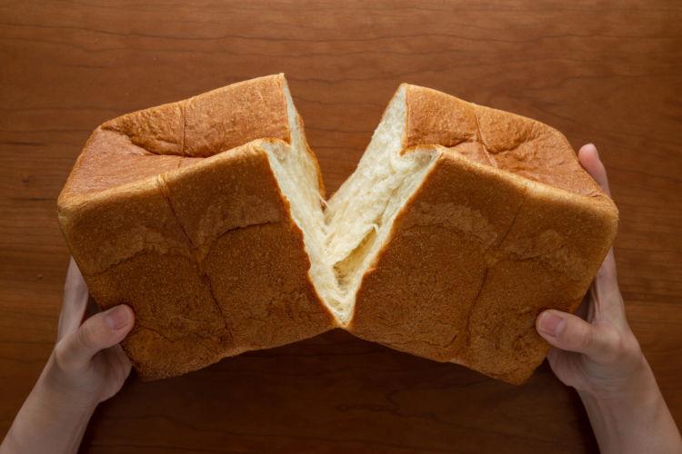 食パンのメリット・効果① 【エネルギー源やタンパク質】