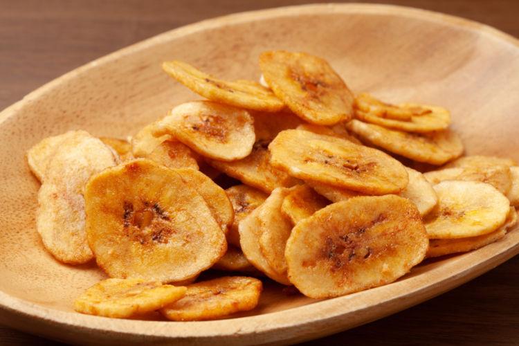 バナナ製品②【バナナチップス】
