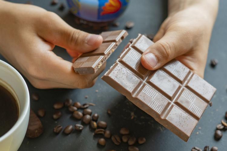 危険な食べ物①「チョコレート」