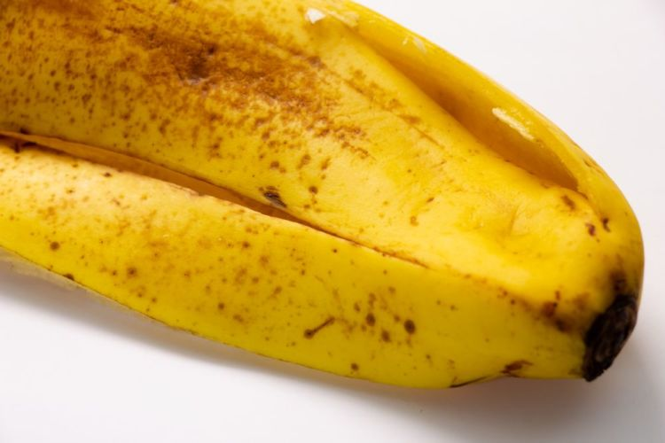 犬が皮ごと「バナナ」食べても大丈夫?