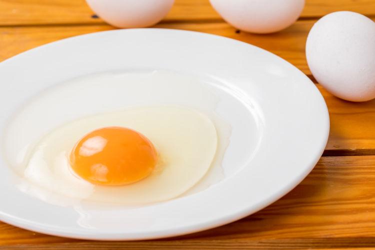 犬に【生卵】を食べさせても大丈夫?