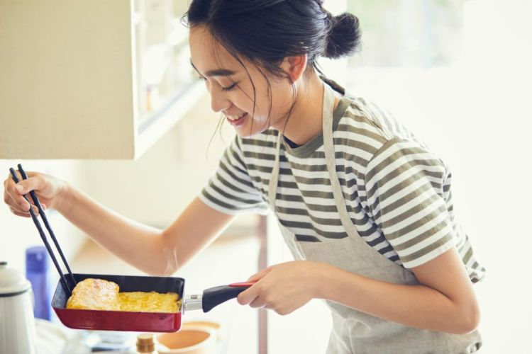 卵焼きのメリット・効果①【栄養補給】
