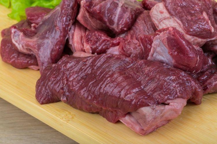 鹿肉の注意点①【生肉】