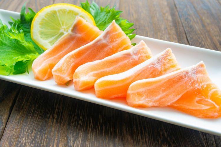 鮭 サーモン 栄養素