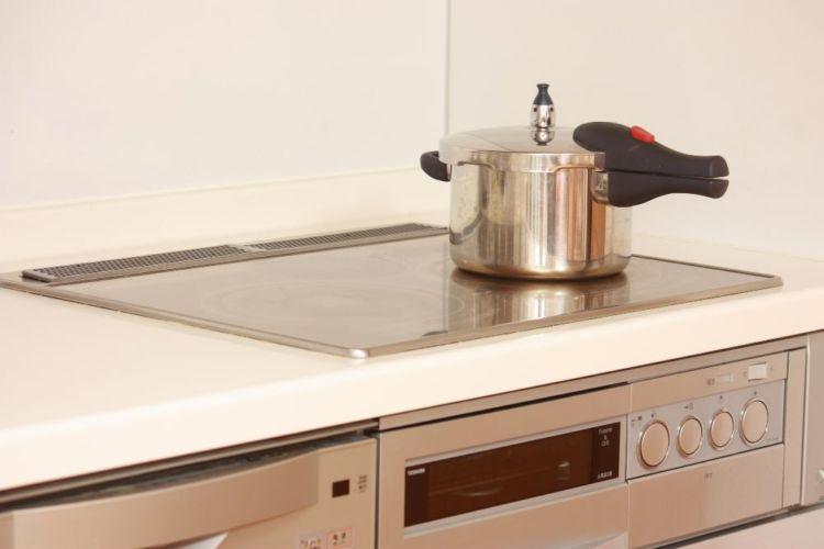 鮭 圧力鍋 調理