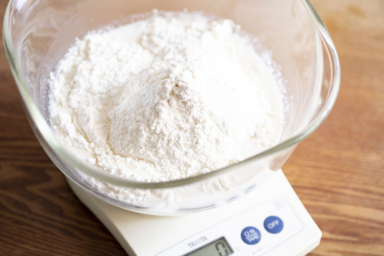 犬に小麦粉を与える際の【適量(許容量)】は?