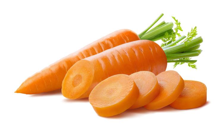 人参(にんじん)のメリット① 皮膚や粘膜を健康を保つ「βカロテン」が豊富