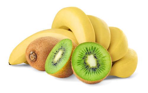 キウイフルーツの栄養素②「食物繊維」がバナナの2倍!