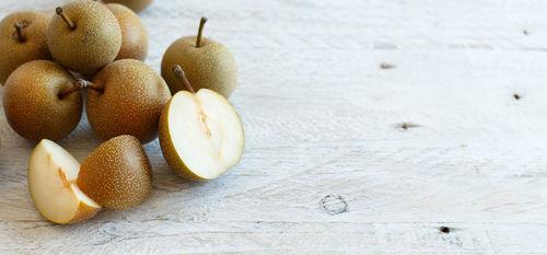 梨の栄養分