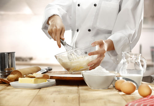 手作りスポンジケーキ【作り方】