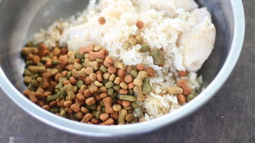 お米を与える際の注意点・ポイント② 「お米の適量は?」