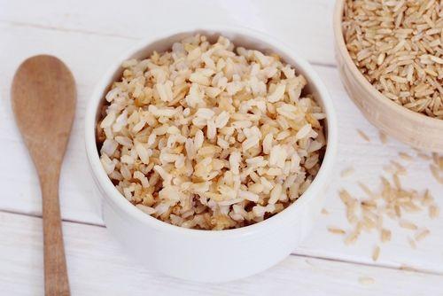 愛犬に与える お米の種類① 「玄米」 アレルギーに注意!