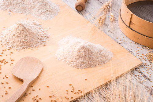 愛犬に与える お米の種類④ 「米ぬか」 食物繊維が豊富!