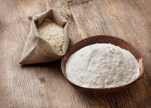愛犬に与える お米の種類⑤ 「米粉」 お米と同じ成分