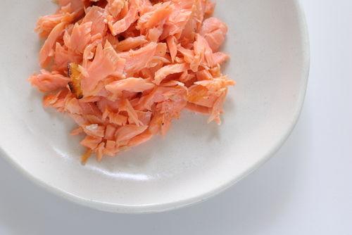 手作りゼリーレシピ①「鮭」を使ったお食事系犬用ゼリー