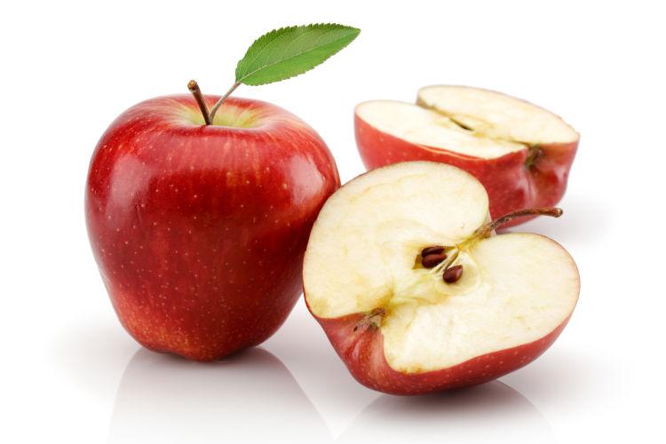 りんごを与える際の注意点④ 「りんごの種」の中毒に注意!