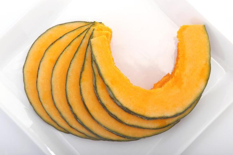 かぼちゃのメリット⑤「βカロテン」
