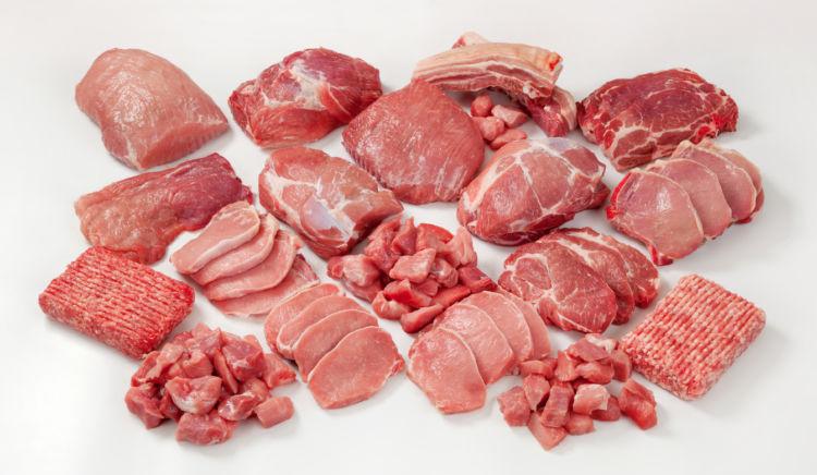 ドッグフードの原料「肉類」に使用できる動物の部位