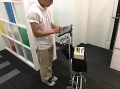 空気環境測定スタッフ(週2日~5日勤務)