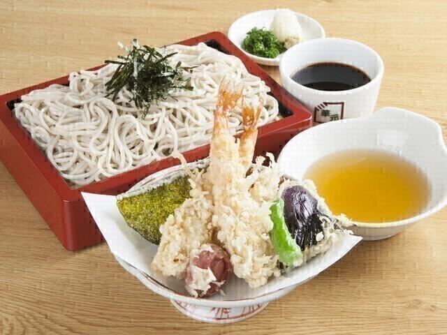 【昼】キッチンスタッフ(そば茶屋 華元 本膳庵 下関大丸店)