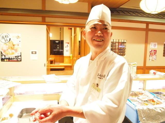 正社員:寿司職人