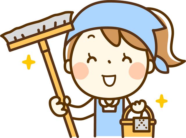 (神戸市東灘区)日常清掃スタッフ