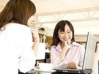 【Y4614】≪長期*茅場町・八丁掘≫勤怠管理・請求等の社内事務/社食有!