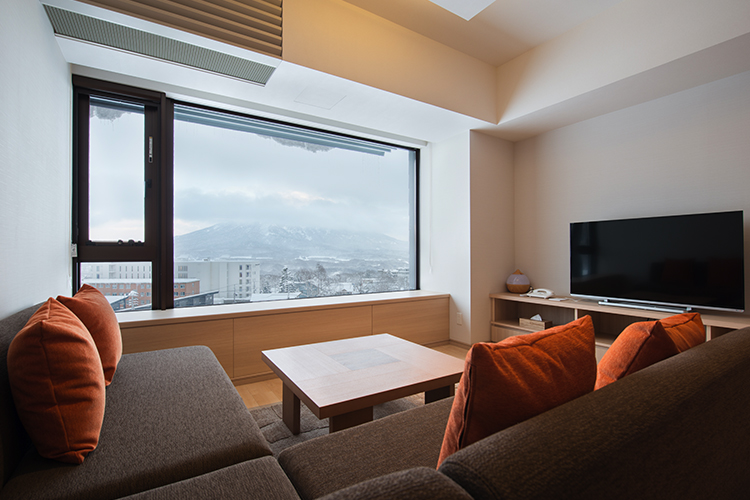 1 Bedroom Yotei View