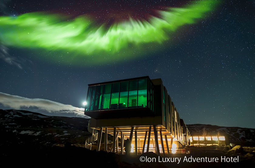 Ion Luxury Adventure Hotel
