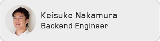 Keisuke Nakamura